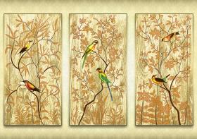Схема для вышивки бисером на атласе Райский сад А-строчка АР2-010 - 394.00грн.