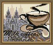 Набор для выкладки алмазной мозаикой В Прагу