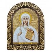 Набор для вышивки иконы в рамке-киоте Св. Мц. Наталия Никомидийская