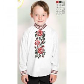 Заготовка для выишивки сорочки для мальчика на льне Biser-Art 1296 - 254.00грн.