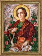 Набор для вышивки бисером Св. Пантелеймон (по картине А. Охапкина)