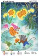 Схема для вышивки бисером Влюблённые