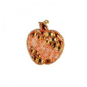 Набор для вышивки подвеса Золотое яблоко