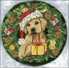 Набор для вышивания нитками Рождественские истории 24М, , 336.00грн., 50917, Краса и творчiсть, Новый год