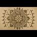Органайзер для бисера многоярусный с деревянной крышкой FLZB-078 Волшебная страна FLZB-078
