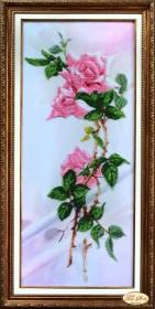 Набор для вышивки бисером Поэзия (часть 1) Tela Artis (Тэла Артис) НТК-017 - 420.00грн.