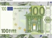 Схема для вышивки бисером на габардине 100 евро
