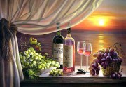 Набор для выкладки алмазной мозаикой Романтический ужин