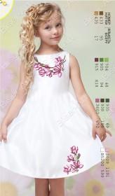 Заготовка детского платья для вышивки бисером Biser-Art Bis1742 - 320.00грн.