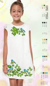 Заготовка детского платья для вышивки бисером Biser-Art Bis1739 - 320.00грн.