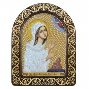 Набор для вышивки икон в рамке-киоте Св. Мц. Фотиния Самаритянка (Светлана)
