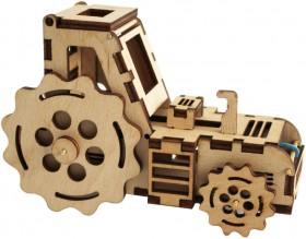 Набор деревянный конструктор  Трактор, , 46.00грн., F-003, Чарiвна мить (Чаривна мить), Деревянный конструктор
