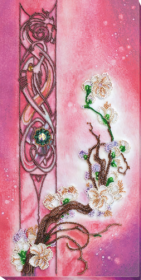 Набор для вышивания бисером Цвет сакуры