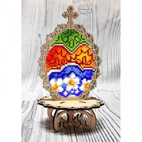 Писанка для вышивки бисером по дереву Акварельная Biser-Art 37717 - 99.00грн.