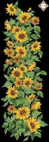 Схема вышивки бисером на атласе Солнечное настроение, , 300.00грн., ДСЛ-1001, Миледи, Цветы