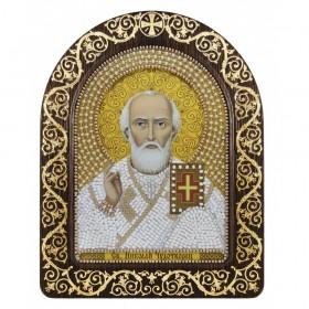 Набор для вышивки икон в рамке-киоте Св. Николай Чудотворец Новая Слобода (Нова слобода) СН5003-У - 342.00грн.