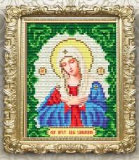 Набор для выкладки алмазной мозаикой  Богородица Умиление Art Solo АТ6007