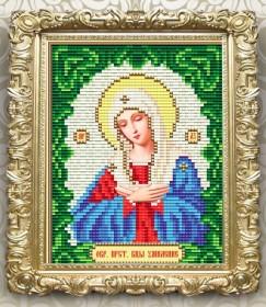 Набор для выкладки алмазной мозаикой  Богородица Умиление