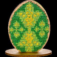Набор для вышивки бисером по дереву Писанка Волшебная страна FLK-255
