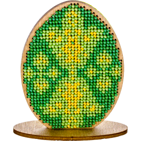 Набор для вышивки бисером по дереву Писанка Волшебная страна FLK-255 - 115.00грн.