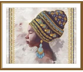 Набор для вышивки бисером Кения Новая Слобода (Нова слобода) ДК3241 - 291.00грн.