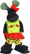 Набор для шитья мягкой игрушки Бегемотик Мотик