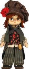 Набор для шитья куклы Мальчик Германия Zoosapiens К1081Z