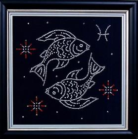 Набор для вышивки бисером Рыбы Магия канвы БГ-002 МК - 102.00грн.