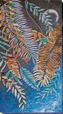 Набор для вышивки бисером на холсте Тропическая Ночь Абрис Арт АВ-777