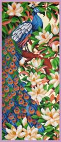 Набор для вышивки бисером Павлин Картины бисером Р-352 - 595.00грн.