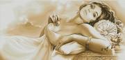 Набор для выкладки алмазной мозаикой Женские мечты
