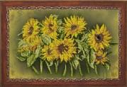 Набор для вышивки бисером Солнечный фокстрот