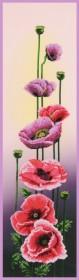 Набор для вышивки бисером Маки Картины бисером Р-360 - 570.00грн.