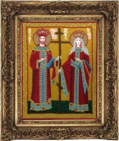 Набор для вышивки бисером Св. Константин и Елена Баттерфляй (Butterfly) 491Б - 567.00грн.