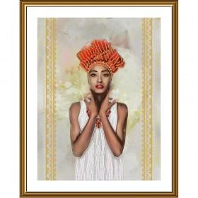 Набор для вышивки бисером Эфиопия Новая Слобода (Нова слобода) ДК2502 - 374.00грн.