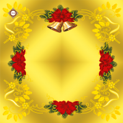 Схема вышивки бисером на габардине Салфетка Брызги шампанского