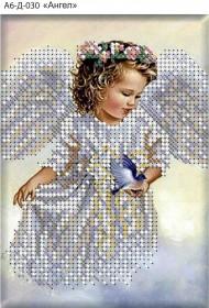 Схема для вышивки бисером на габардине Ангел Acorns А6-Д-030 - 23.00грн.