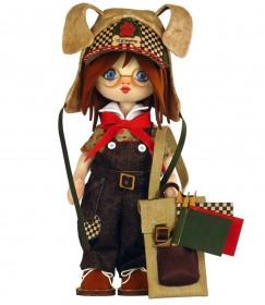 Набор для шитья куклы Тотошка