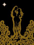 Схема для вышивки бисером на атласе Энергия любви