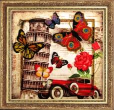 Привет из Италии Баттерфляй (Butterfly) 112Б