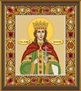 Набор для вышивки бисером Святая Екатерина