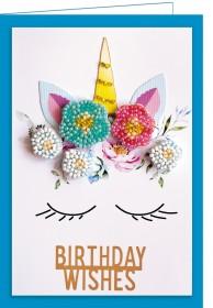 Набор - открытка 3D для вышивки бисером  Поверь в чудеса Абрис Арт АОО-007 - 123.00грн.