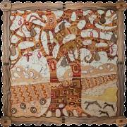 Набор для вышивки крестом Дерево страны чудес