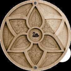 Органайзер для бисера с крышкой Волшебная страна FLZB-021