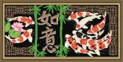 Набор для выкладки алмазной мозаикой Феншуй. Исполнение желаний