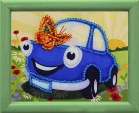 Схема для вышивки бисером Машинка Баттерфляй (Butterfly) СМ036 - 12.00грн.