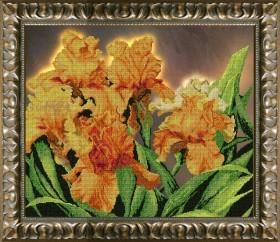 Набор для вышивки бисером Пламенное танго Краса и творчiсть 11012 - 1 142.00грн.