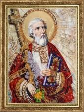 Набор для вышивки бисером Св. Апостол Андрей (по картине А. Охапкина) Баттерфляй (Butterfly) 816Б