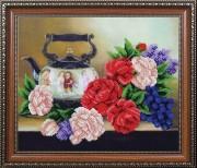Набор для вышивки бисером Бодрящее утро 2