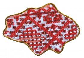 Набор - магнит для вышивки бисером Карта Украины Полтавская область, , 72.00грн., АМК-016, Абрис Арт, Украина